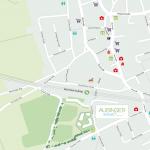 Aubinger Winkel - Location Map
