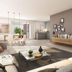 Luisen Gruen - living room