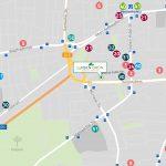 Luisen Gruen - location map